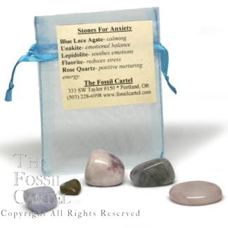 Stones for Overcoming Anxiety
