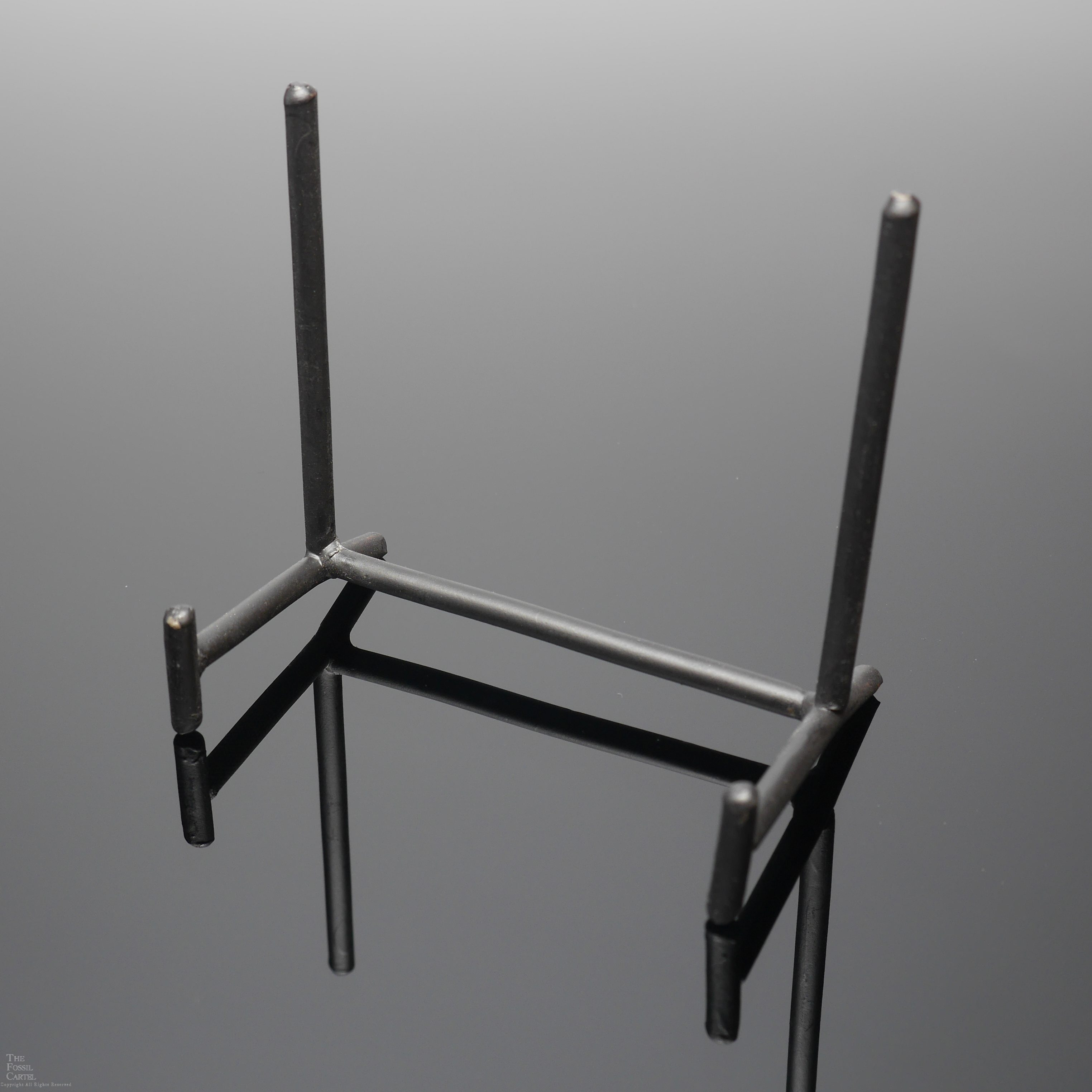 Iron Display stands