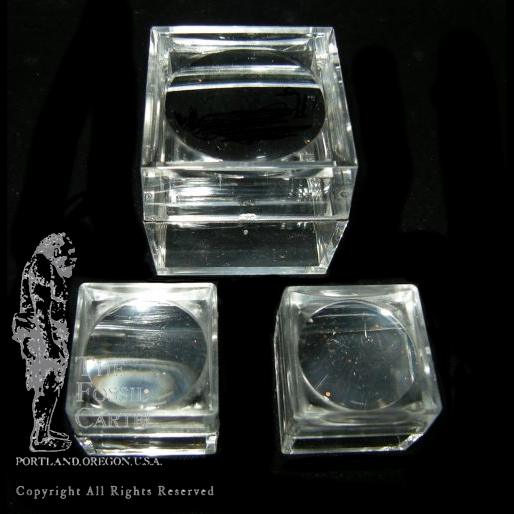 Crystal Display Boxes