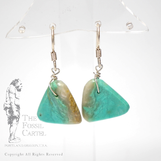 Turquoise jewelry from Portland Oregon