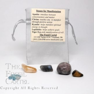 Stones for Manifestation