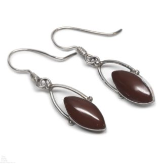 Carnelian Agate Earrings