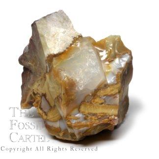 Rough Oregon Opal in Rhyolite