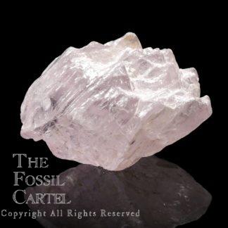 Rough Kunzite Crystal