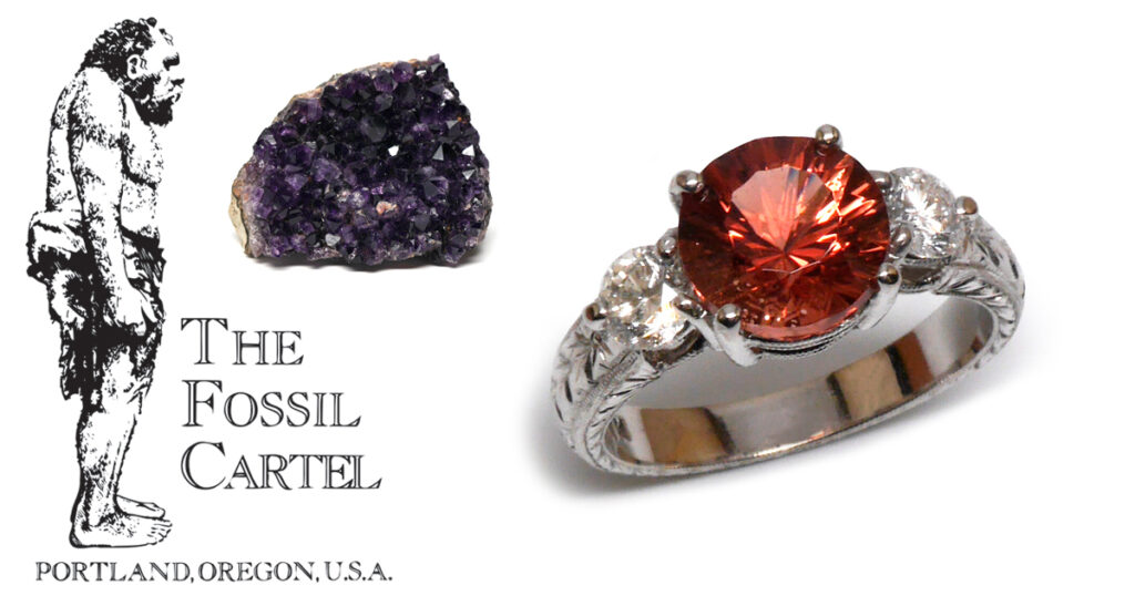 Welcome to The Fossil Cartel - Fine Jewelry, Crystals, Minerals, Fossils, and more.